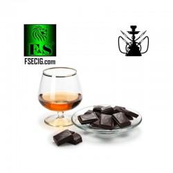 Brandy Cocoa flavour...