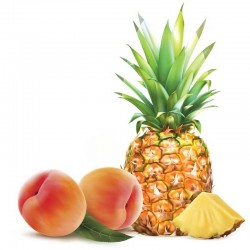 Pineapple Peach flavour concentrate FW - Flavor West