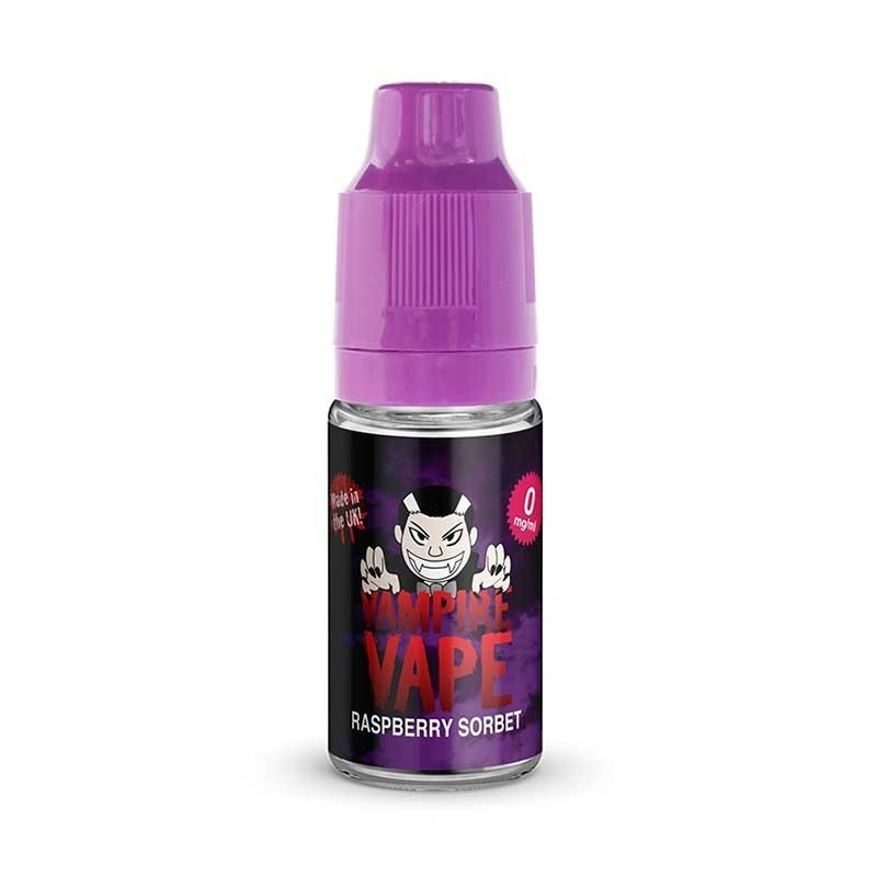 Raspberry Sorbet by Vampire vape e liquid