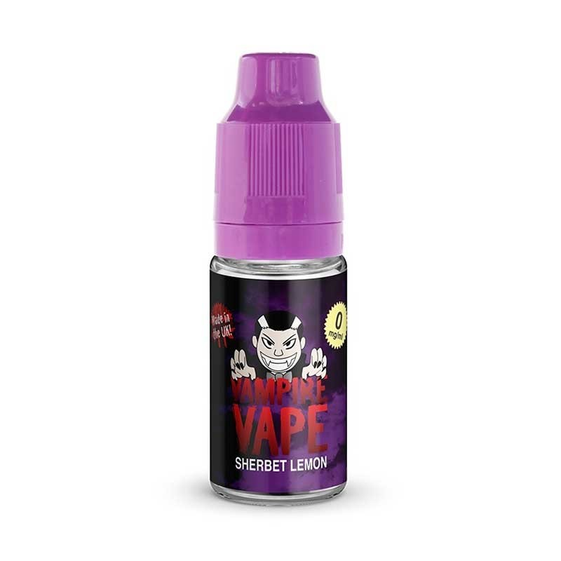 Sherbet Lemon by Vampire vape e liquid