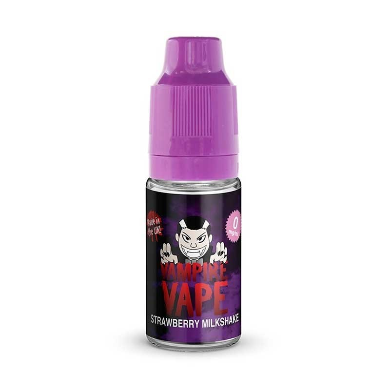 Strawberry Milkshake by Vampire vape e liquid