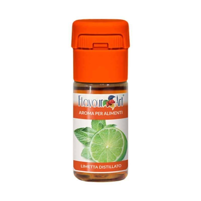Lime Tahity Distilled flavour concentrate FA - FlavourArt