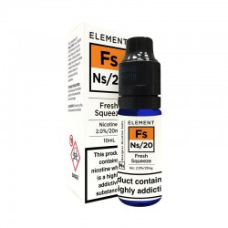Fresh Squeeze E-liquid - Element NS20