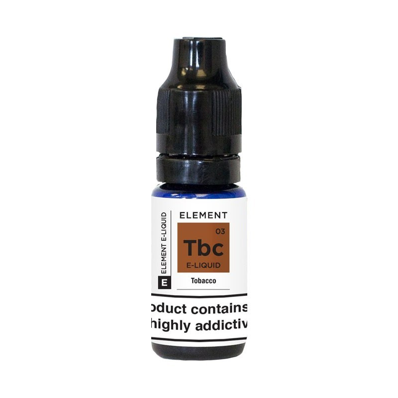 Tobacco E-liquid - Element 50-50 Traditional