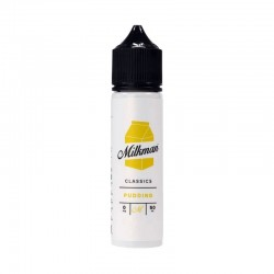 Pudding e-liquid short fill by Milkman