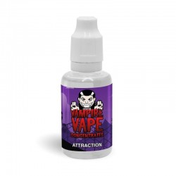 Attraction flavour concentrate 30ml - Vampire Vape