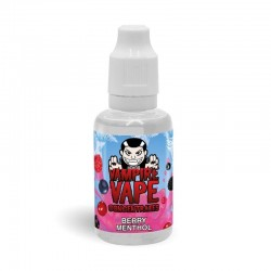 Berry Menthol flavour concentrate 30ml - Vampire Vape