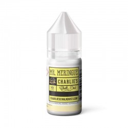 Mr Meringue flavour concentrate 30ml - Charlies Chalk Dust