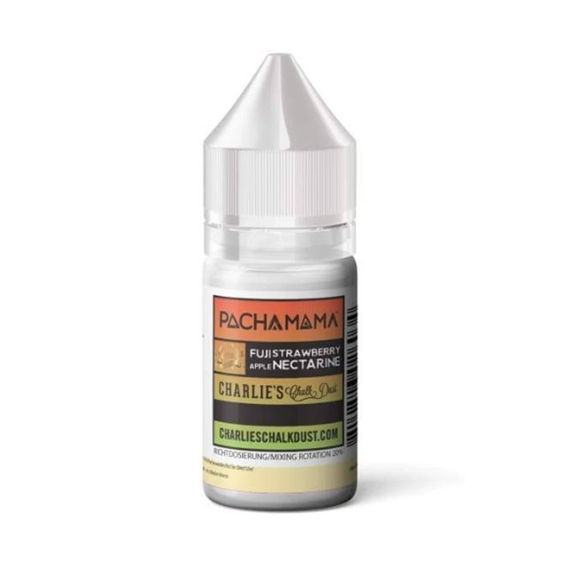 Fuji Apple Strawberry Nectarine flavour concentrate 30ml - Pacha Mama