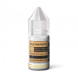 Peach Papaya Coconut Cream flavour concentrate 30ml - Pacha Mama