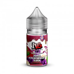Apple Blackcurrant Slush flavour concentrate 30ml - IVG