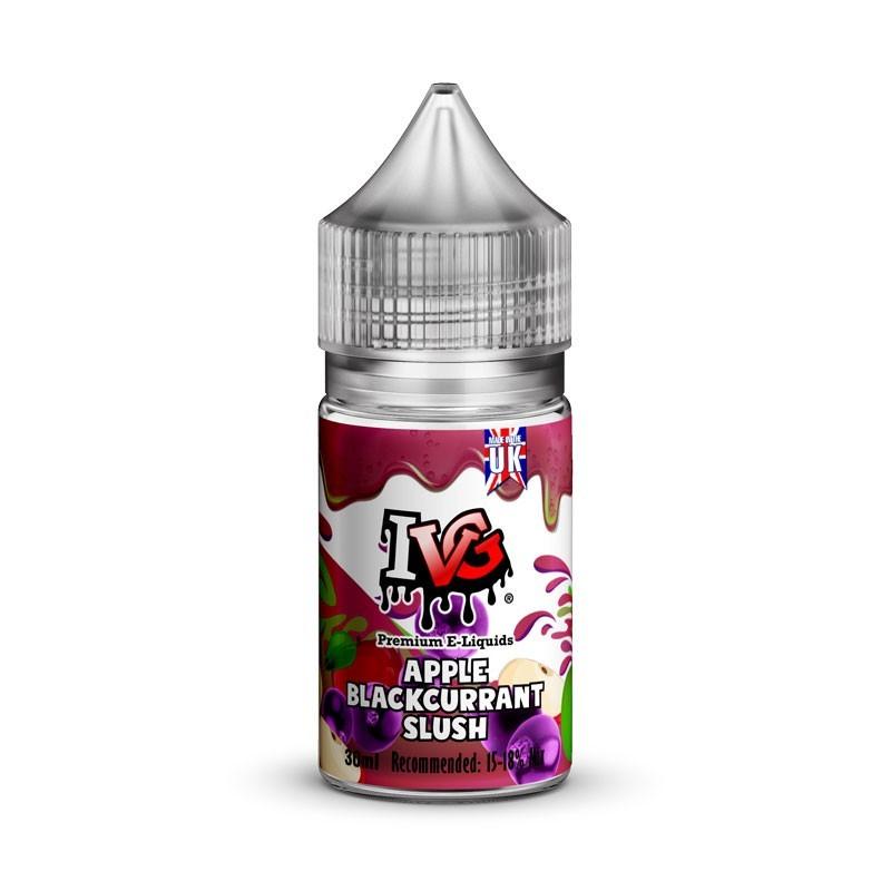 Apple Blackcurrant Slush flavour concentrate 30ml - IVG