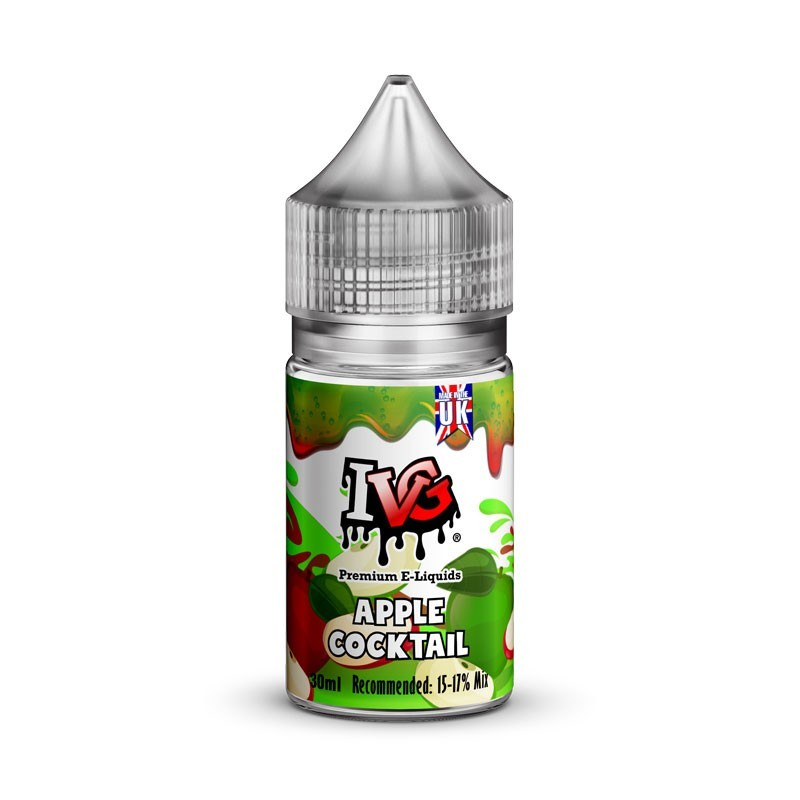 Apple Cocktail flavour concentrate 30ml - IVG