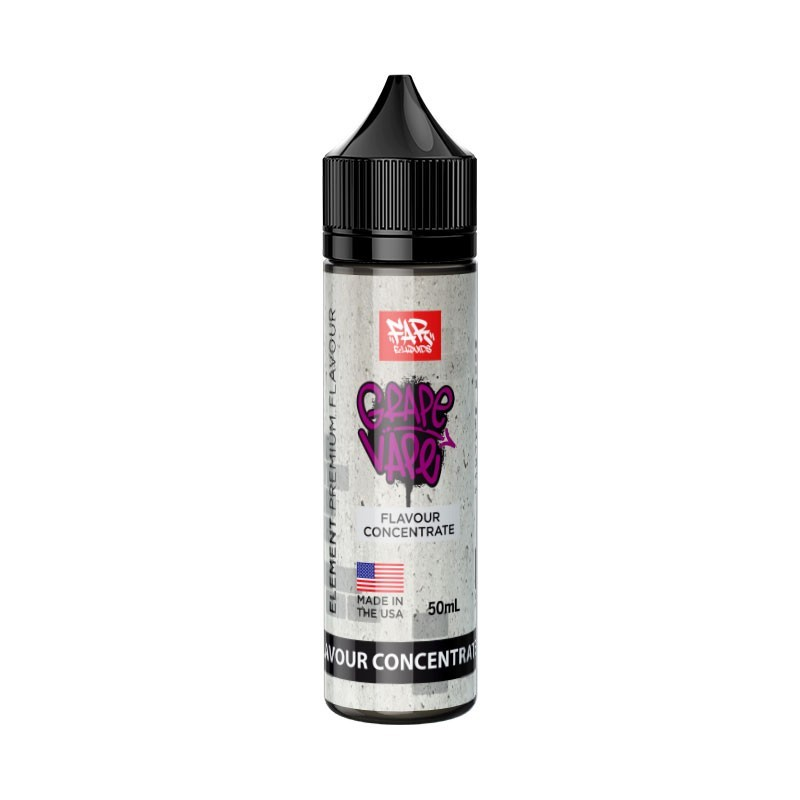 Grape Vape flavour concentrate 50ml - Element