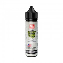 Neon Green Slushie flavour concentrate 50ml - Element