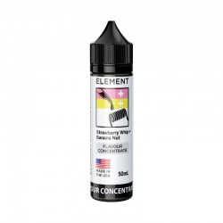 Strawberry Whip & Banana Nut flavour concentrate 50ml - Element