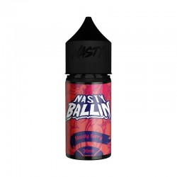 Blood Berry flavour concentrate 30ml - Nasty Juice Ballin