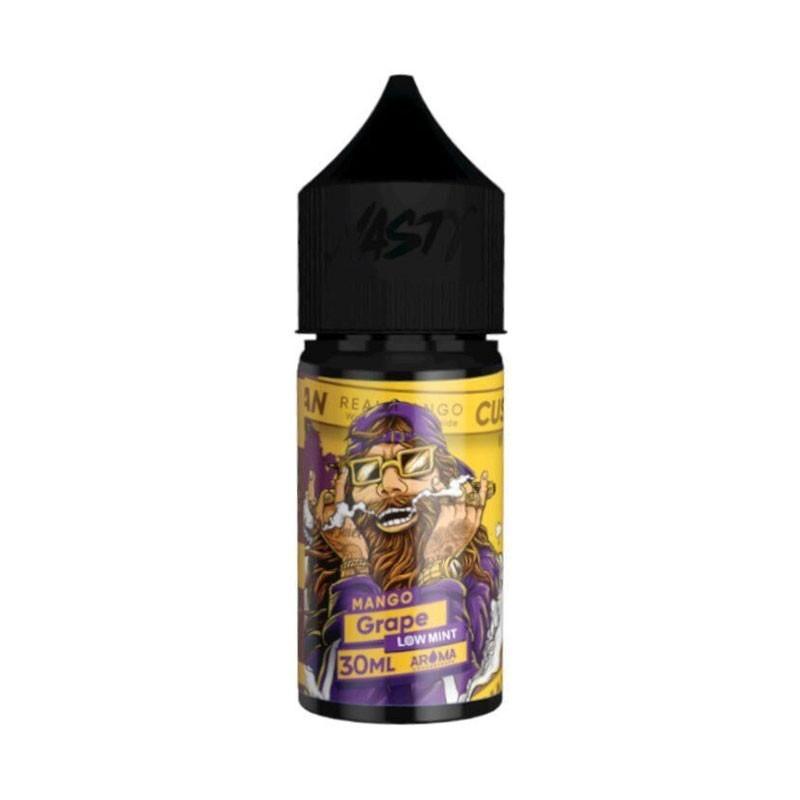 Mango Grape flavour concentrate 30ml - Nasty Juice Cush Man