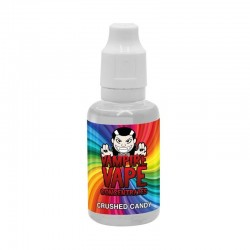 Crushed Candy flavour concentrate 30ml - Vampire Vape