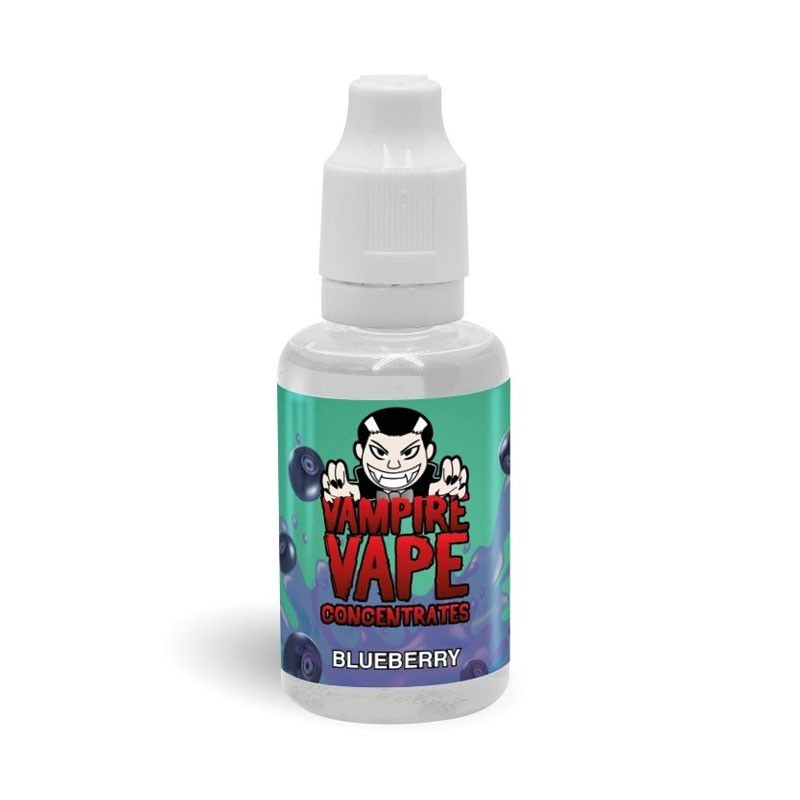 Blueberry flavour concentrate 30ml - Vampire Vape
