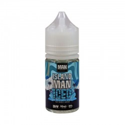 Island Man Iced flavour concentrate 30ml - One Hit Wonder
