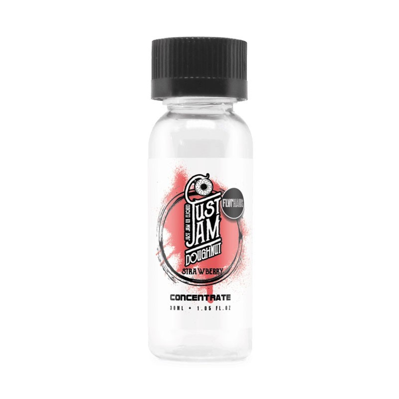 Strawberry Doughnut flavour concentrate 30ml - Just Jam