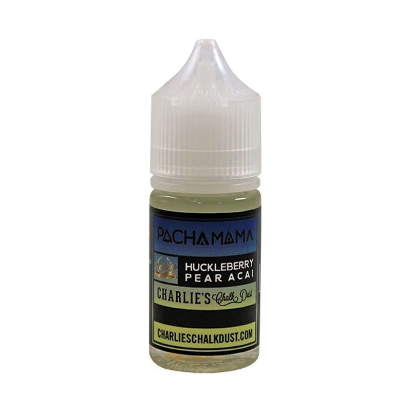 Huckleberry Pear Acai flavour concentrate 30ml - Pacha Mama
