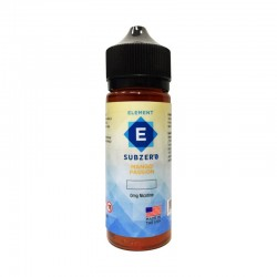 Mango Passion e-liquid 50ml short fill - Element Subzero