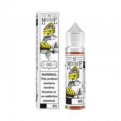 Mr Meringue e-liquid 50ml short fill - Charlies Chalk Dust