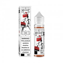 Ms Meringue e-liquid 50ml short fill - Charlies Chalk Dust