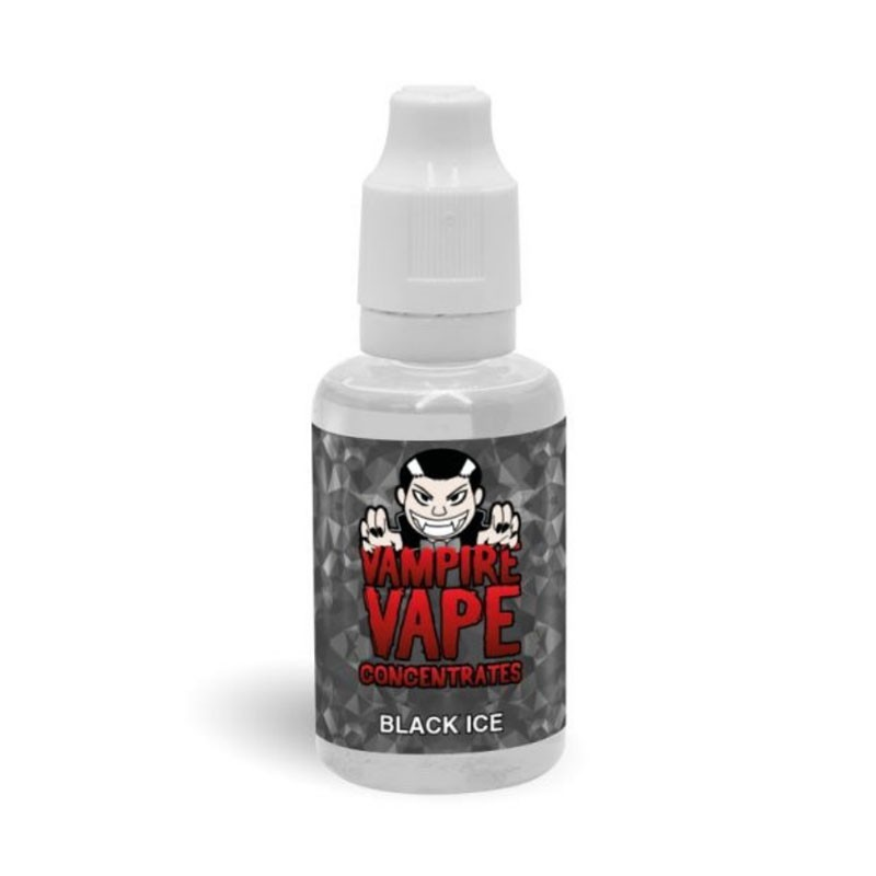Black Ice flavour concentrate 30ml - Vampire Vape