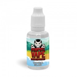 Tropical Island flavour concentrate 30ml - Vampire Vape