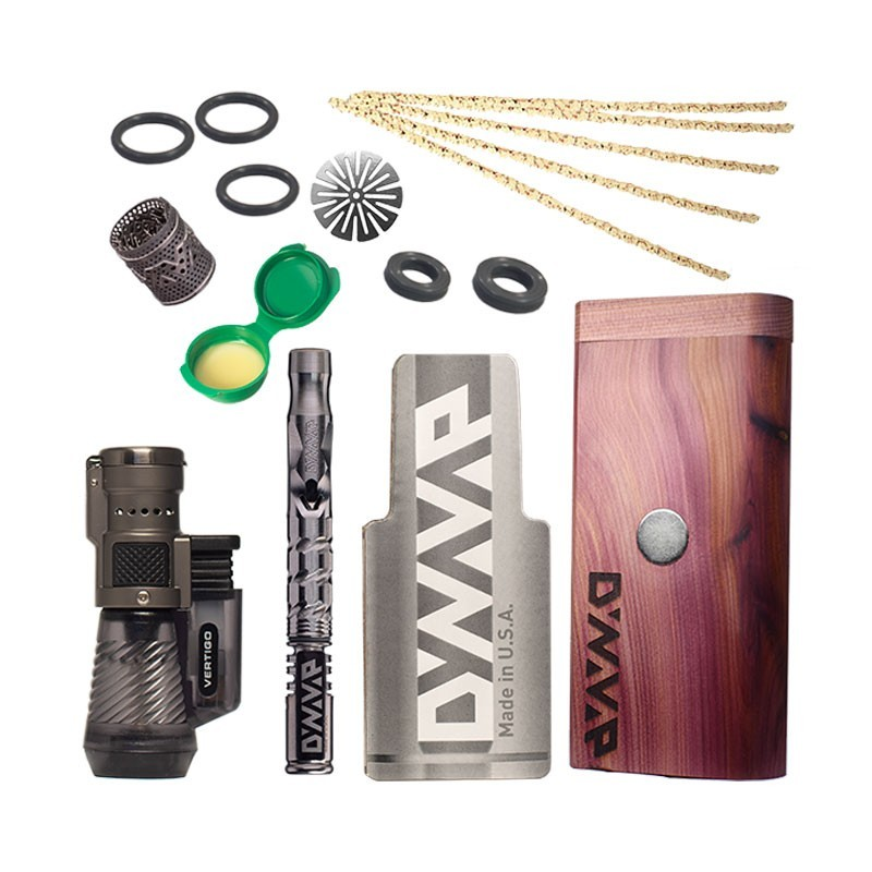 Dynavap The M Starter Pack with Dynacoil 2020 Edition vaporizer