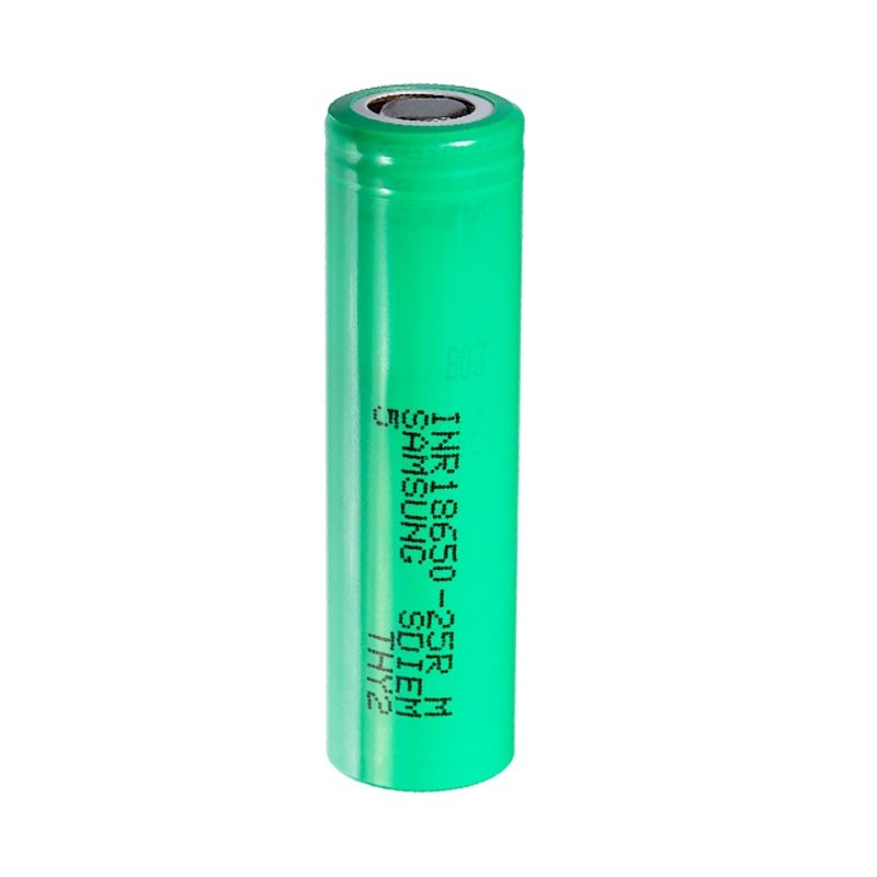 INR 25R 18650 battery