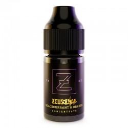 Blackcurrant & Orange flavour concentrate 30ml - Zeus Juice