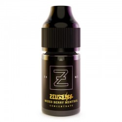 Mixed Berry Menthol flavour concentrate 30ml - Zeus Juice