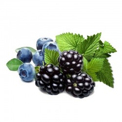 Black Fruit Mint flavour concentrate - Inawera