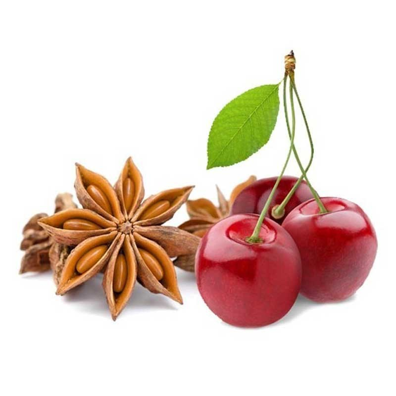 Cherry Anise flavour concentrate - Inawera