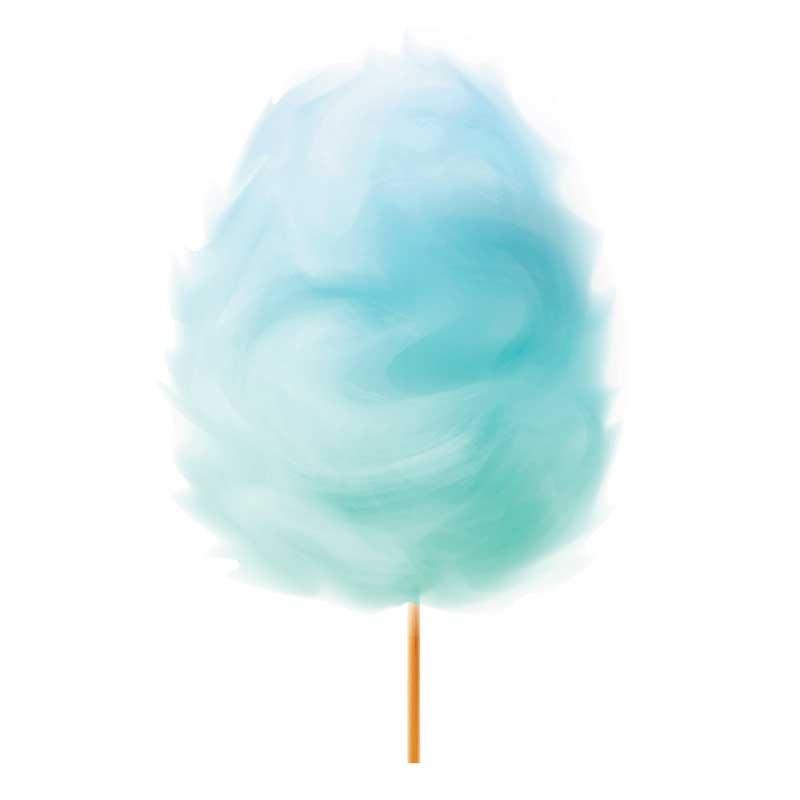 Blue Raspberry Cotton Candy flavour concentrate - Capella