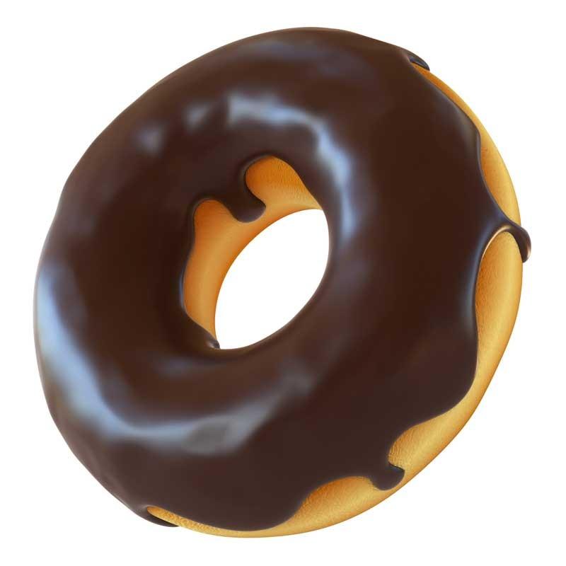 Chocolate Glazed Doughnut flavour concentrate - Capella