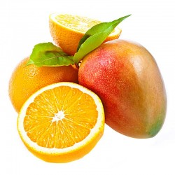 Orange Mango with Stevia flavour concentrate - Capella