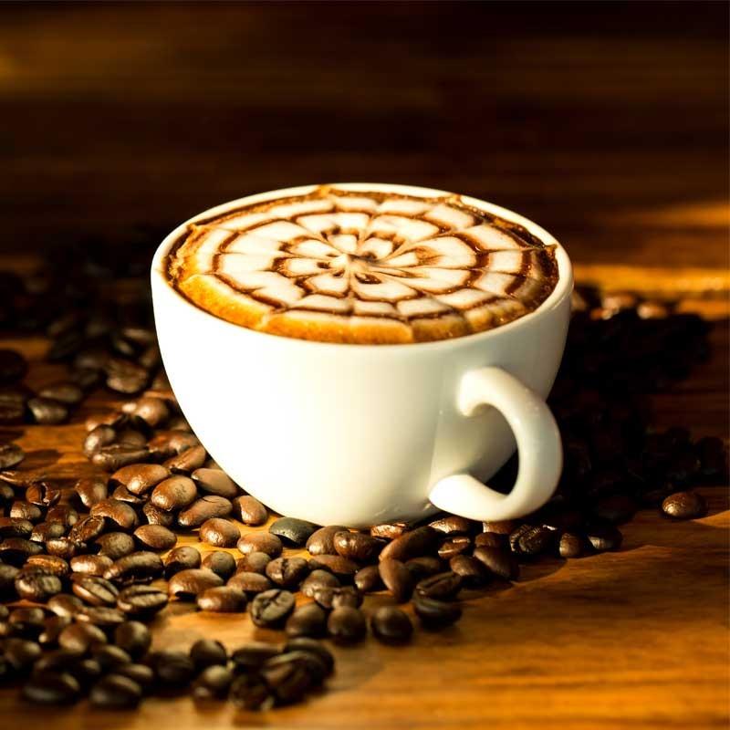 Cappuccino concentrate TFA - The Flavor Apprentice