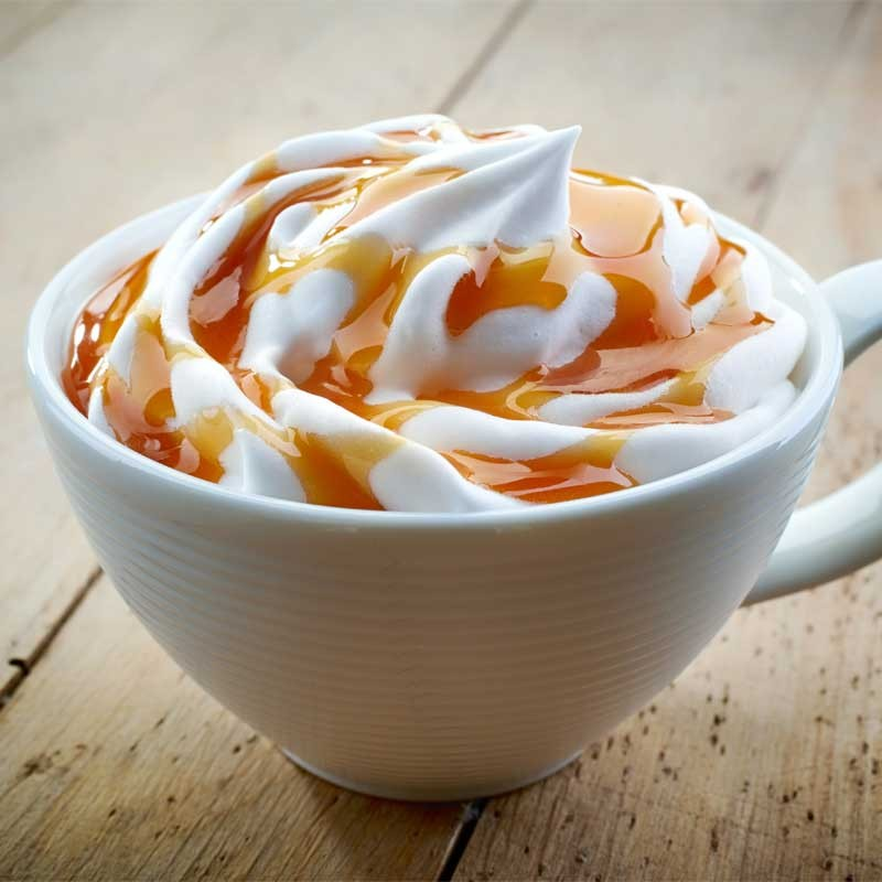 Caramel Cappuccino concentrate TFA - The Flavor Apprentice