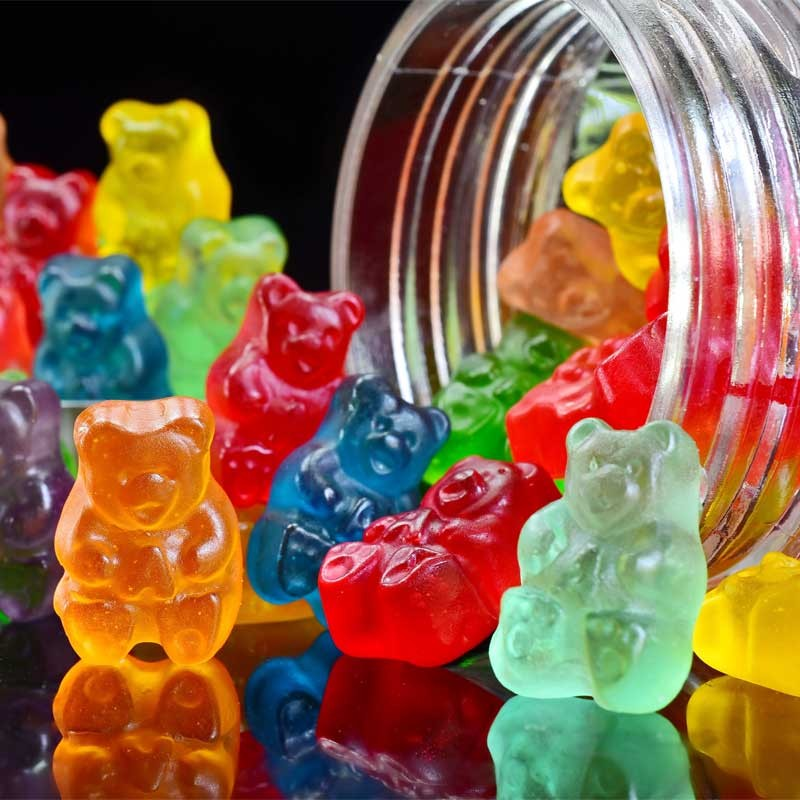Gummy Candy PG concentrate TFA - The Flavor Apprentice
