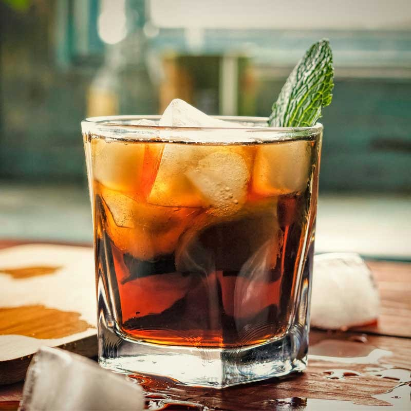 Jamaican Rum concentrate TFA - The Flavor Apprentice