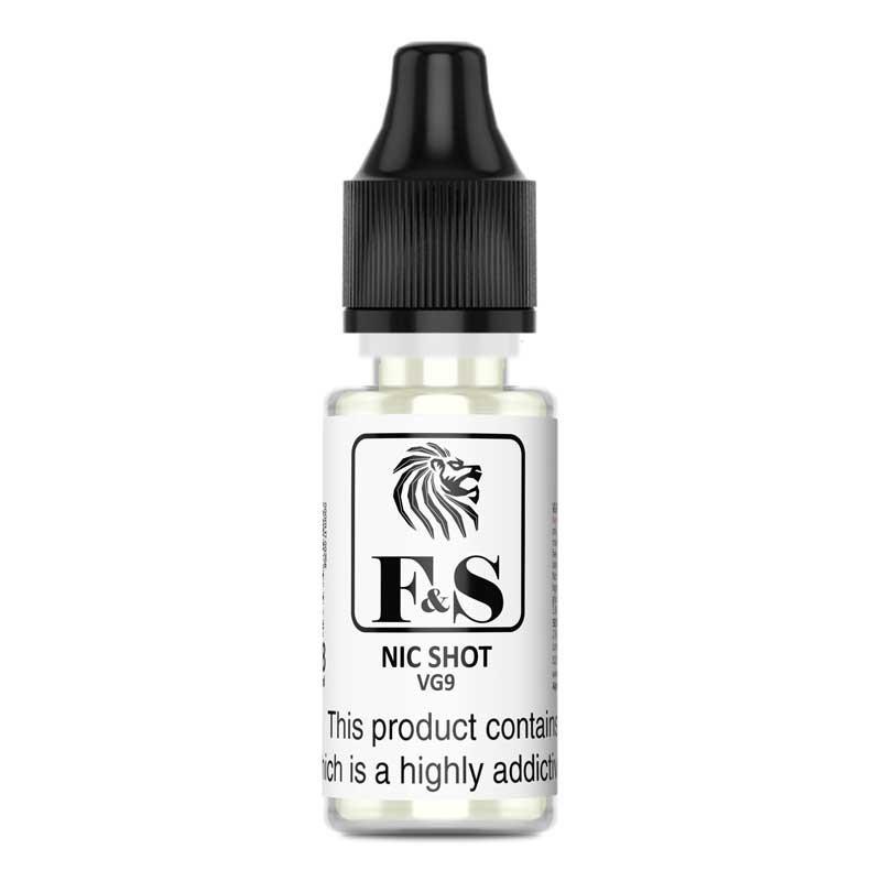 Nicotine Shots 9mg - F&S