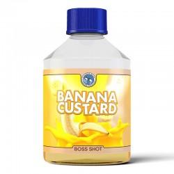 Banana Custard Boss Shot flavour concentrate - Flavour Boss