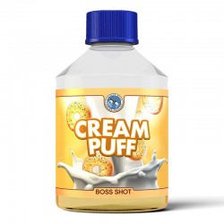 Cream Puff Boss Shot flavour concentrate - Flavour Boss