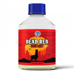 Dead Red Boss Shot flavour concentrate - Flavour Boss