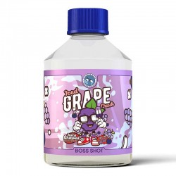 Iced Grape Crush Boss Shot flavour concentrate - Flavour Boss